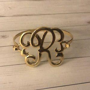 Jewelry - Monogram Letter R Bracelet